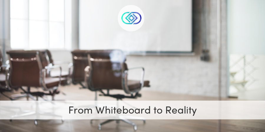 From Whiteboard to Reality